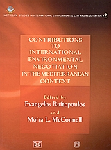 Contributions to International Environmental Negotiation in the Mediterranean Context