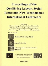Proceeding of the Qualifying Labour, Social Issues and New Technologies International Conference