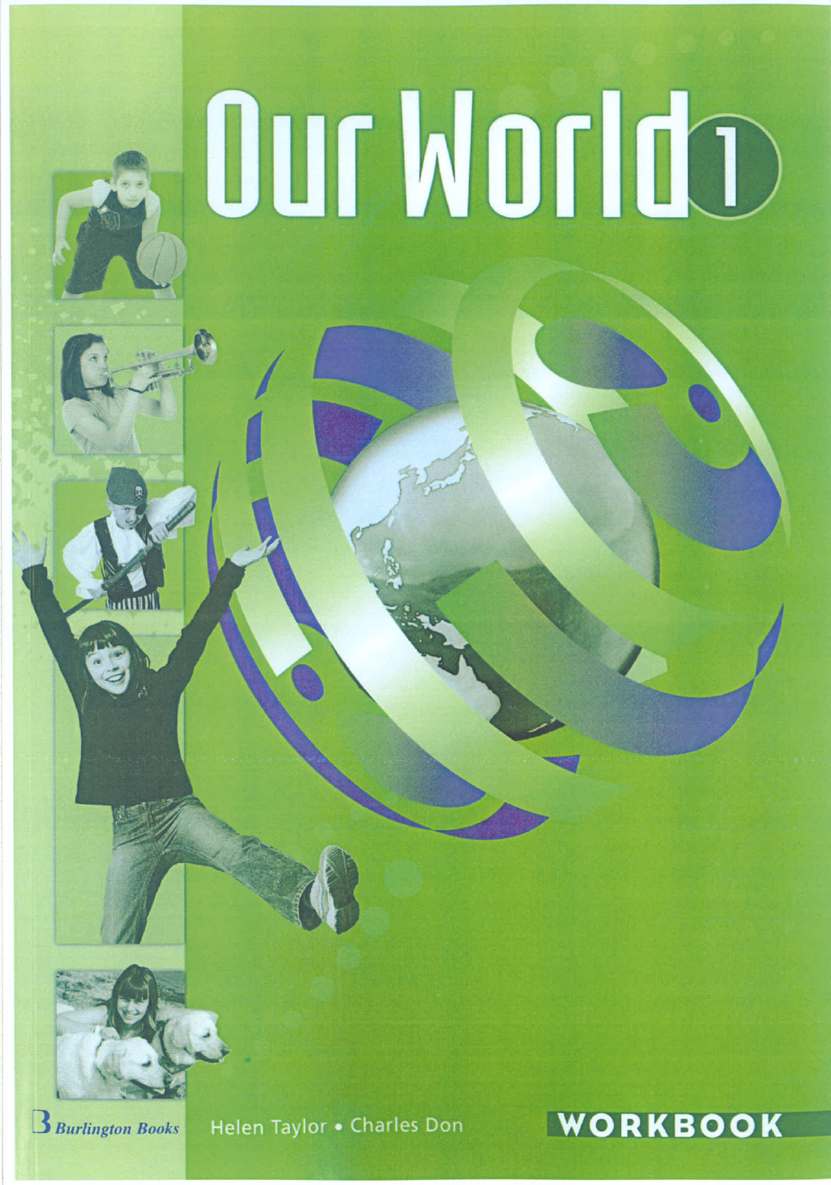 OUR WORLD 1 WORKBOOK