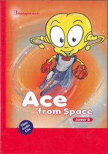 ACE FROM SPACE JUNIOR B CDs(2)