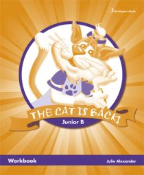 THE CAT IS BACK! JUNIOR B WORKBOOK