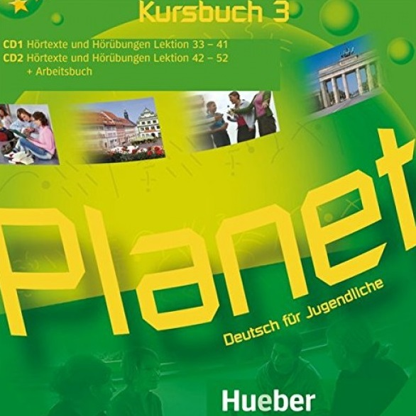 Planet 3 CDs (2)