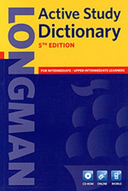 LONGMAN ACTIVE STUDY DICTIONARY (+ CD-ROM) 5TH ED PB