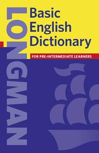 LONGMAN BASIC ENGLISH DICTIONARY PRE INTERMEDIATE