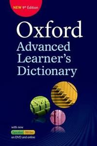 OXFORD ADVANCED LEARNER'S DICTIONARY (BOOK+DVD) 9th ED