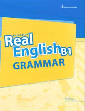 Real English B1 Grammar Book
