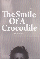 The smile of a crocodile