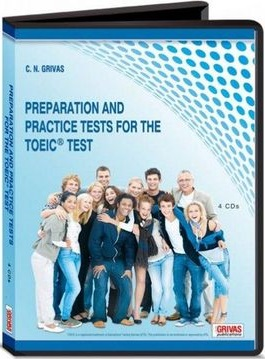 PREPARATION & PRACTICE TESTS FOR TOEIC TEST CDs