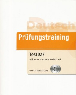 PRUFUNGSTRAINING TEST DAF B2-C1 (+CD)