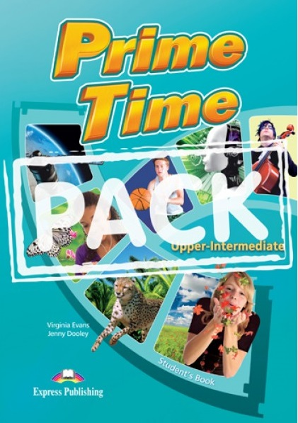 PRIME TIME UPPER-INTERMEDIATE STUDENT'S BOOK (+ieBOOK)